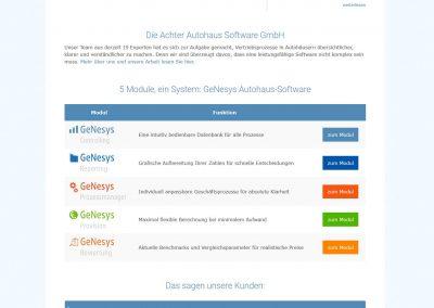 Achter Autohaus Software – TYPO3