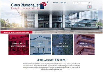 Claus Blumenauer Immobilienconsulting GmbH
