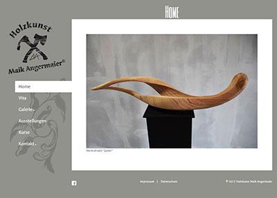 Holzkunst Maik Angermaier