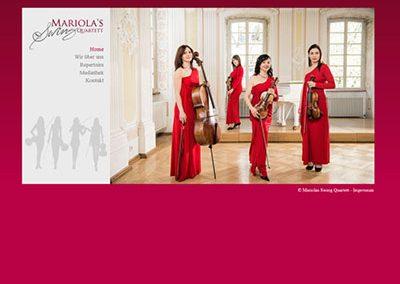 Mariolas Swing Quartett