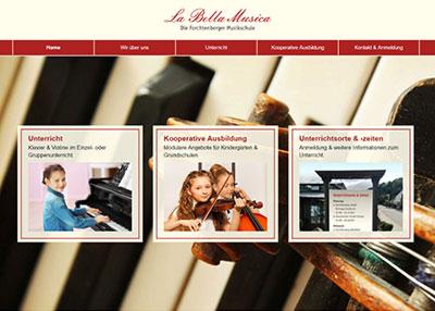 Musikschule Forchtenberg
