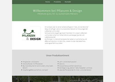 Pflanzen & Design